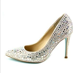 Betsey Johnson Ariel Pumps